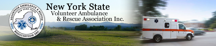 Welcome to the New York State Volunteer & Rescue Association